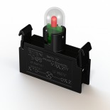 Grlo sa LED diodom  ECD-L