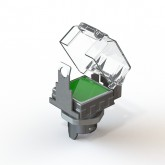 Poklopac za kvadratno tipkalo - PC/Q