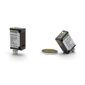 Difuzni senzor sa suzbijanjem pozadine XECRO